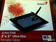 Графический планшет Genius G-Pen F350 3x5